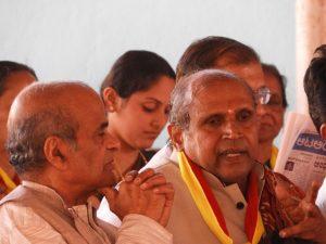 Marjala manthana Bharathanahalli